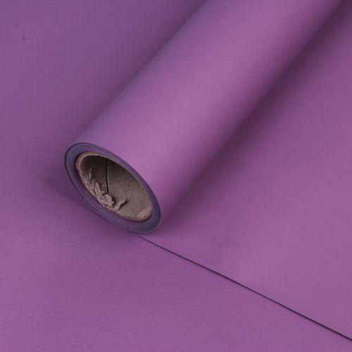 Бумага матовая 50см х 10м, темно-сирень, 50мкр: цена 304 руб., купить оптом  | Интернет-магазин «Микрос»