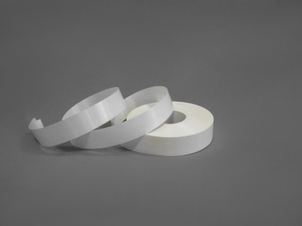 Лента полипроп. 2 см х 50 ярд белая (*09 S): цена 56 руб., купить оптом  | Интернет-магазин «Микрос»