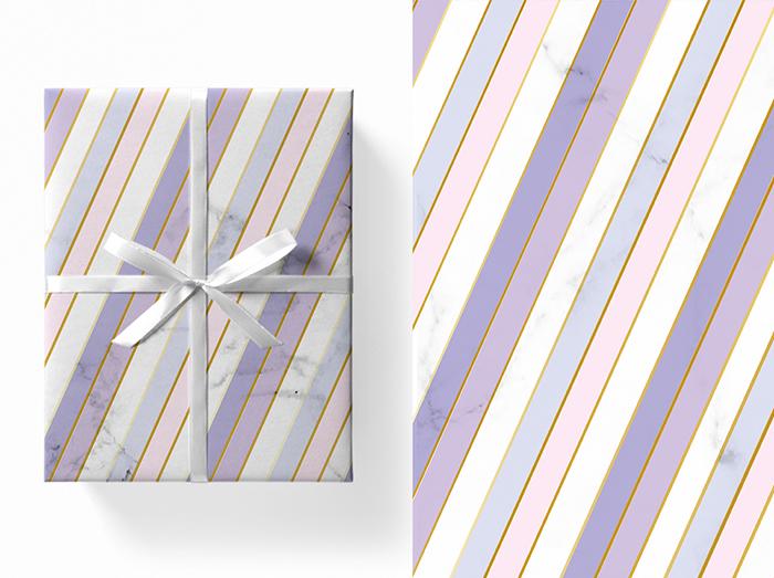 Бумага глянцевая 90гр/м2, 100см х 70см, Мраморные полосы (рулон=5 л): цена 120 руб., купить оптом  | Интернет-магазин «Микрос»