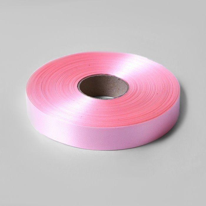 Лента полипроп. Cotton 2 см х 50 ярд бледно-розовая (*36): цена 60.80 руб., купить оптом    Интернет-магазин «Микрос»